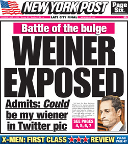 Weiner Exposed