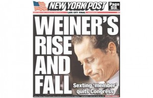 Weiners Rise and Fall